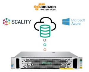 HPE Cloud Bank Storage