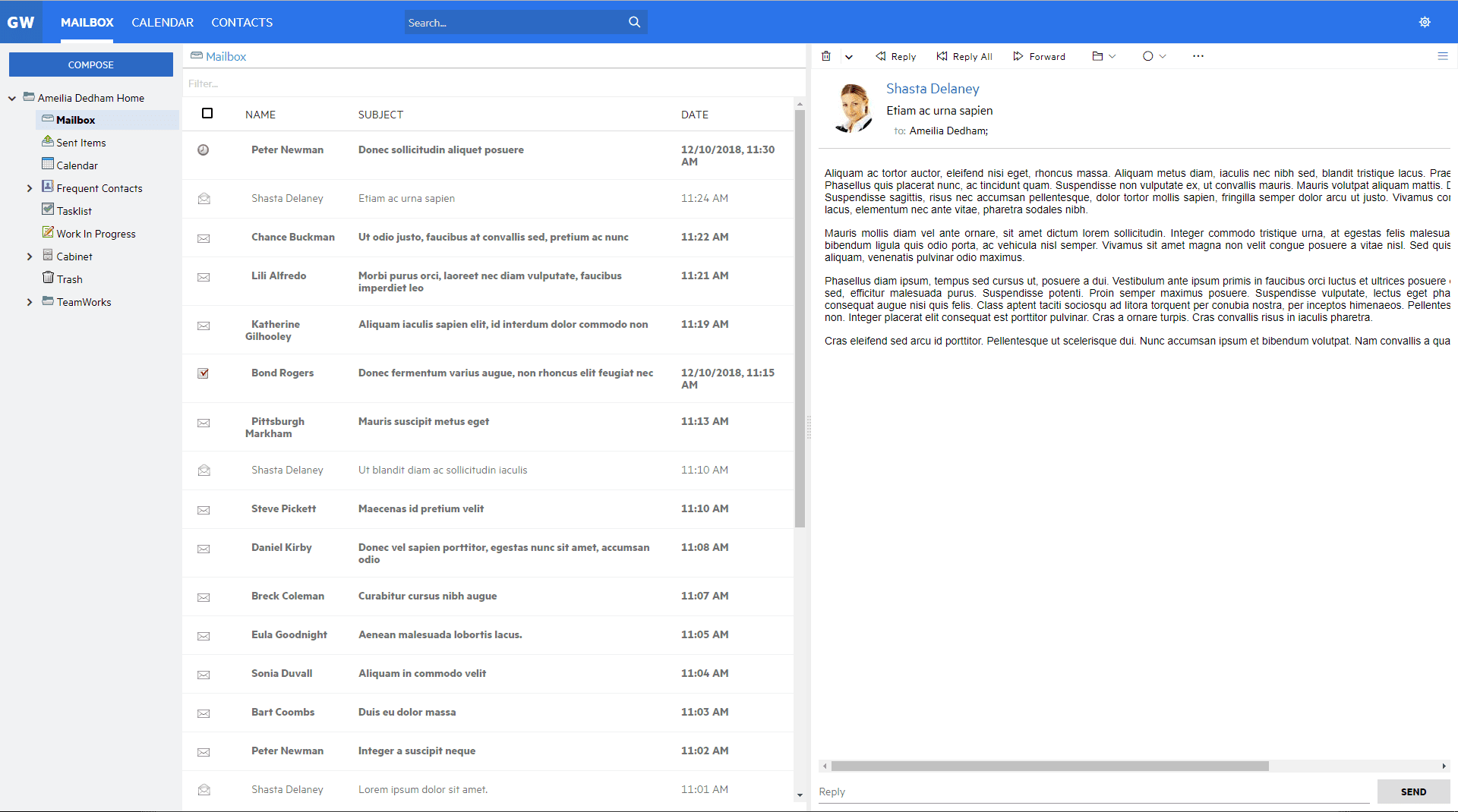 Groupwise Email | Contact & Task Management System | Micro Focus