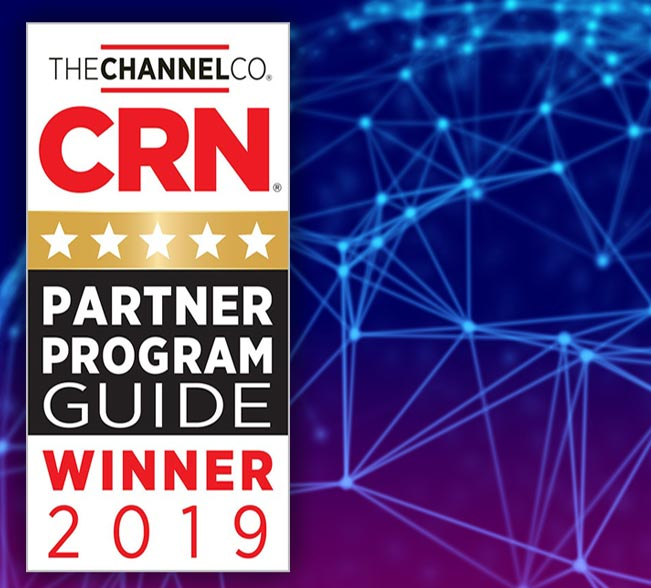 Micro Focus earns 5-star rating in CRN's 2019 Partner Program Guide